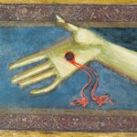 mano crocefissa 1