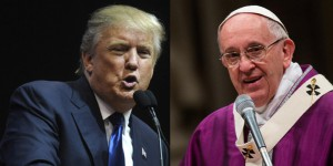 TRUMP-PAPA-FRANCESCO-facebook