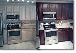 How To Select Your Professional Cabinet Painting