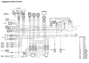 Yamaha YFM350 BigBear Moto4 CDI (1YW20) [Carmo CDIset