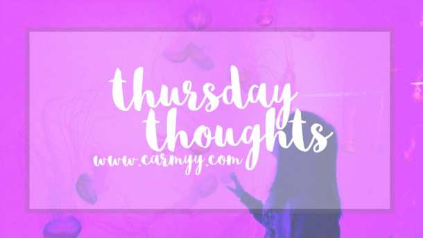 thursday thoughts edited