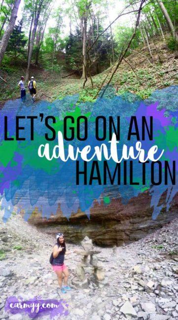 Let's Go On An Adventure! Hamilton, ON