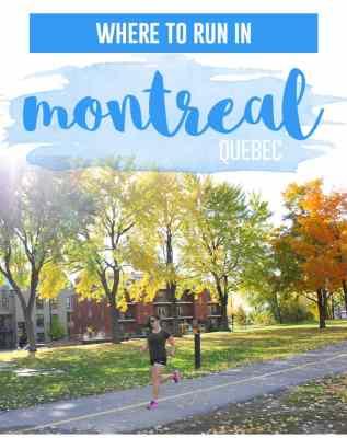 Where to run in Montreal (or walk /hike/bike) www.carmyy.com