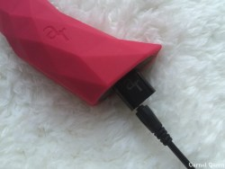 L'amourose Prism VII Rouge charger.