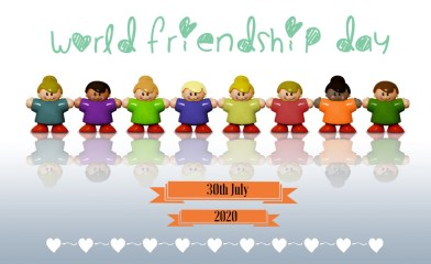 World Friendship day 2020