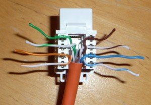 Data Wiring Cat6