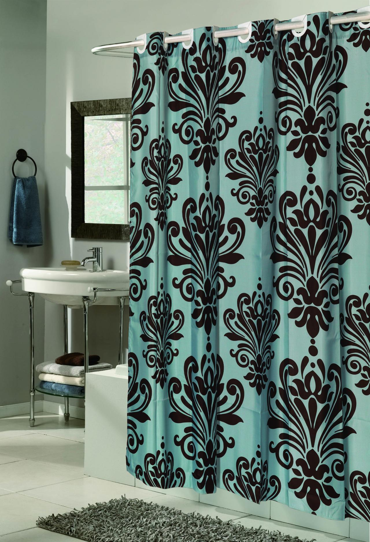 Carnation Home Fashions Inc Ez On Fabric Shower
