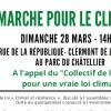 Marches pour le Climat du 28 mars 2021 : bilan et suites