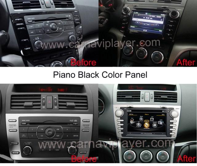 Mazda 6 Android Aftermarket Navigation Autoradio