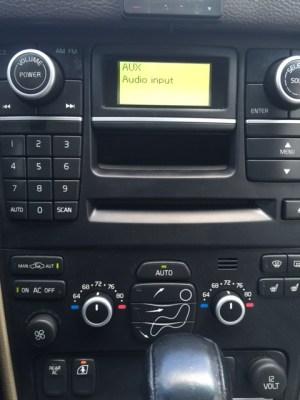 Volvo XC90 20072013 Aftermarket Navigation Car Stereo Upgrade
