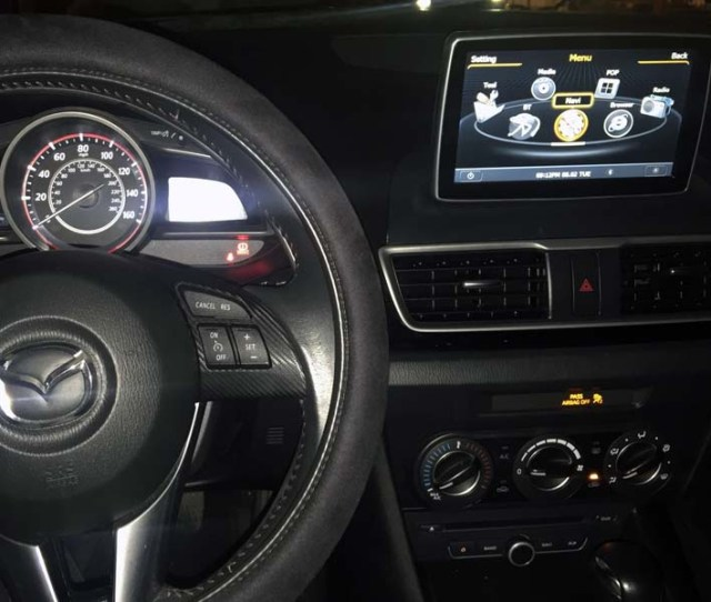 Mazda  Aftermarket Navigation Auto Radio