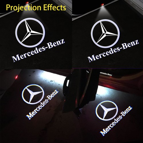 MERCEDES BENZ Car door lights