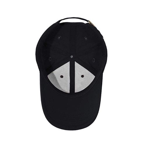 Car Logo Adjustable Baseball Cap, Unisex Hat Travel Cap Car Racing Motor Hat for Mercedes Benz - Black