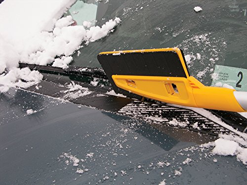 The Scratch-Free Snow Brush, 28-Inch