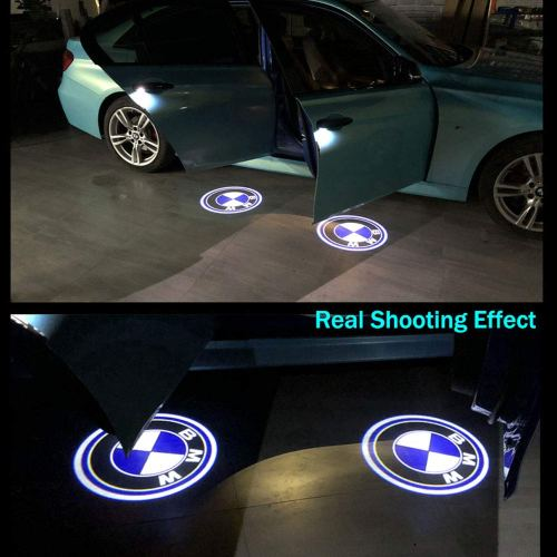 BMW Car door lights