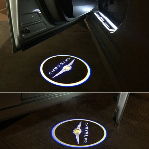 CHRYSLER Car door lights