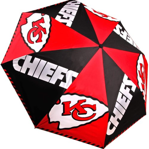 MT-Sports Football Team Folding Umbrella 8 Ribs Anti-UV Sun Waterproof Windproof Straight Travel Small Compact Portable Umbrella for Car Rain Outdoor Use