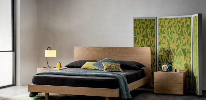 letto in legno foglio_ napol