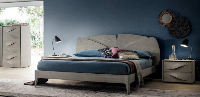 letto in legno modello stone_ napol