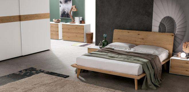 letto in legno modello talak_ s.lucia