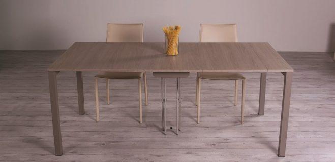 tavolo a consolle quad 1