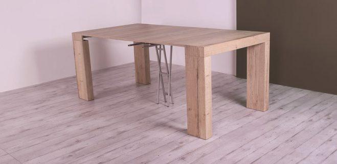 tavolo a consolle square 1