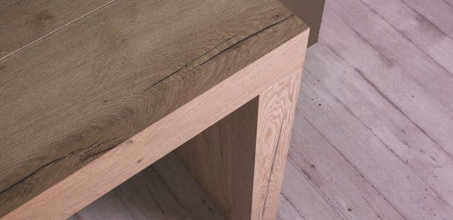 tavolo a consolle square 5
