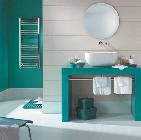 Salle De Bain Turquoise Comment Reussir Sa Deco
