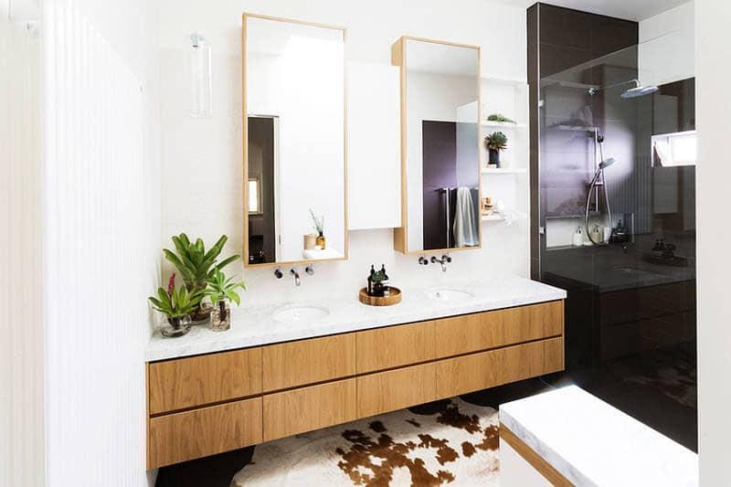 Salles De Bains Modernes Inspirations En Images Pour Russir Sa Dco