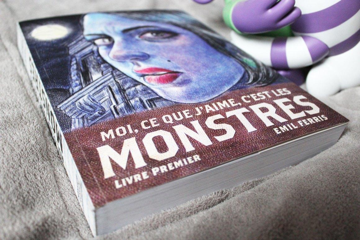 Moi ce que j'aime c'est les monstres – Emil Ferris