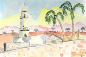 Mosquée, Djibouti