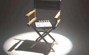 siège de réalisateur