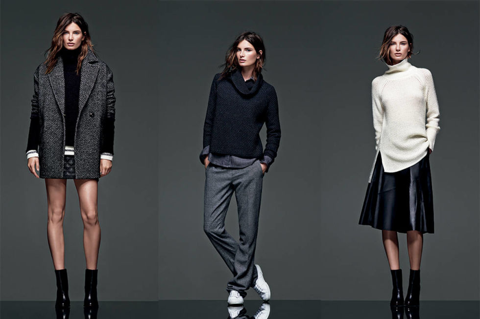Banana Republic: new look, new up! Carnet Chic