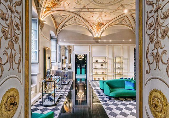 Aquazzura Firenze