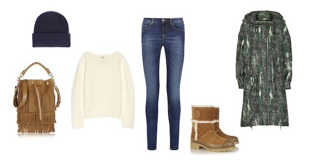The basics of a wardrobe # 1 JEANS look 3