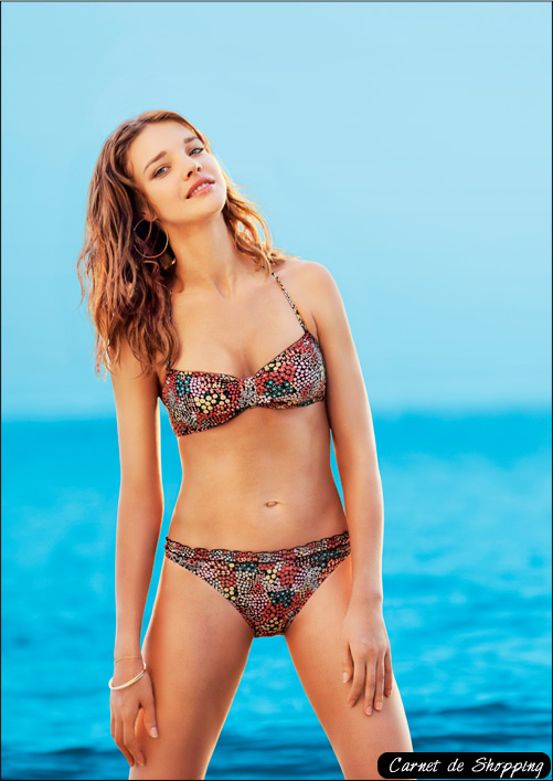 Aperçu de la collection maillots de bain Etam 2012
