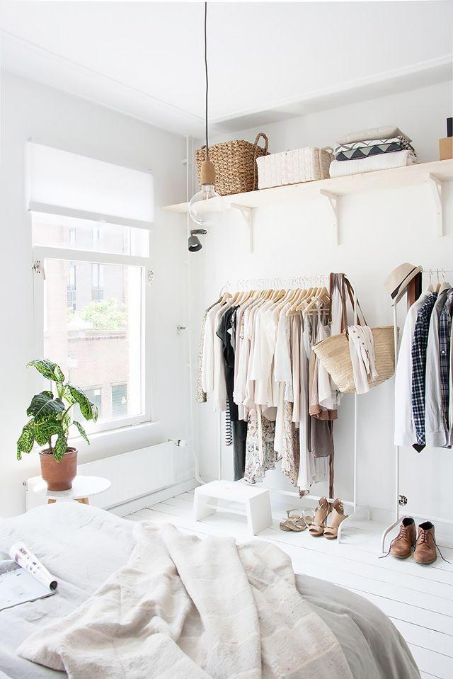 amenagement petit dressing finest magnifique petit dressing chambre lie dressing petite chambre. Black Bedroom Furniture Sets. Home Design Ideas