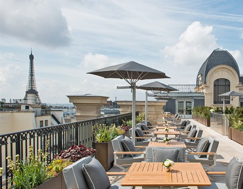 terrasses à Paris