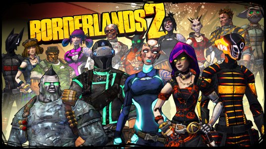 2K Games BORDERLANDS 2 NewHeads&Skins Lineup