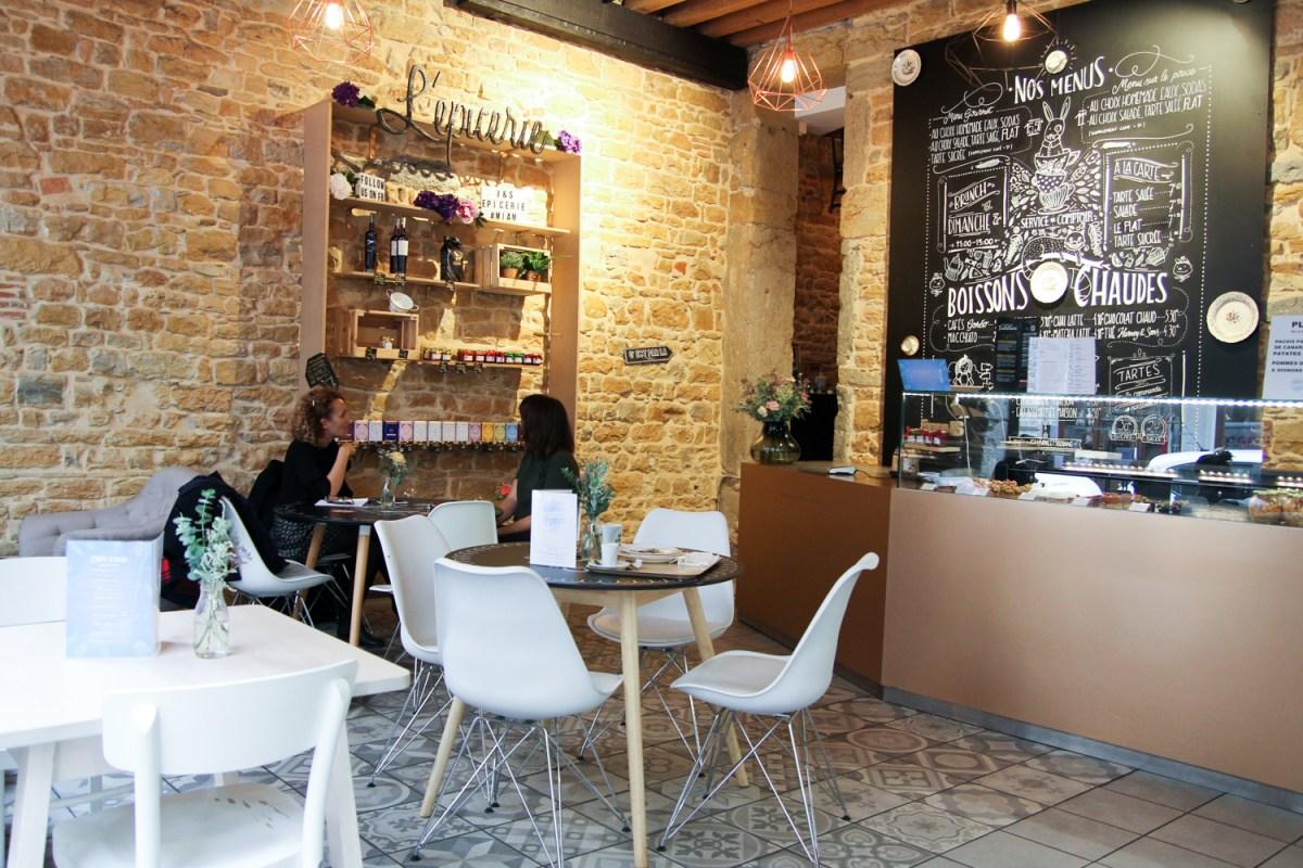 Jeannine et Suzanne : un joli salon de thé à Lyon | Carnet Lyonnais