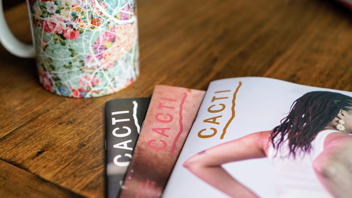 magazine Cacti revue féministe lyonnaise