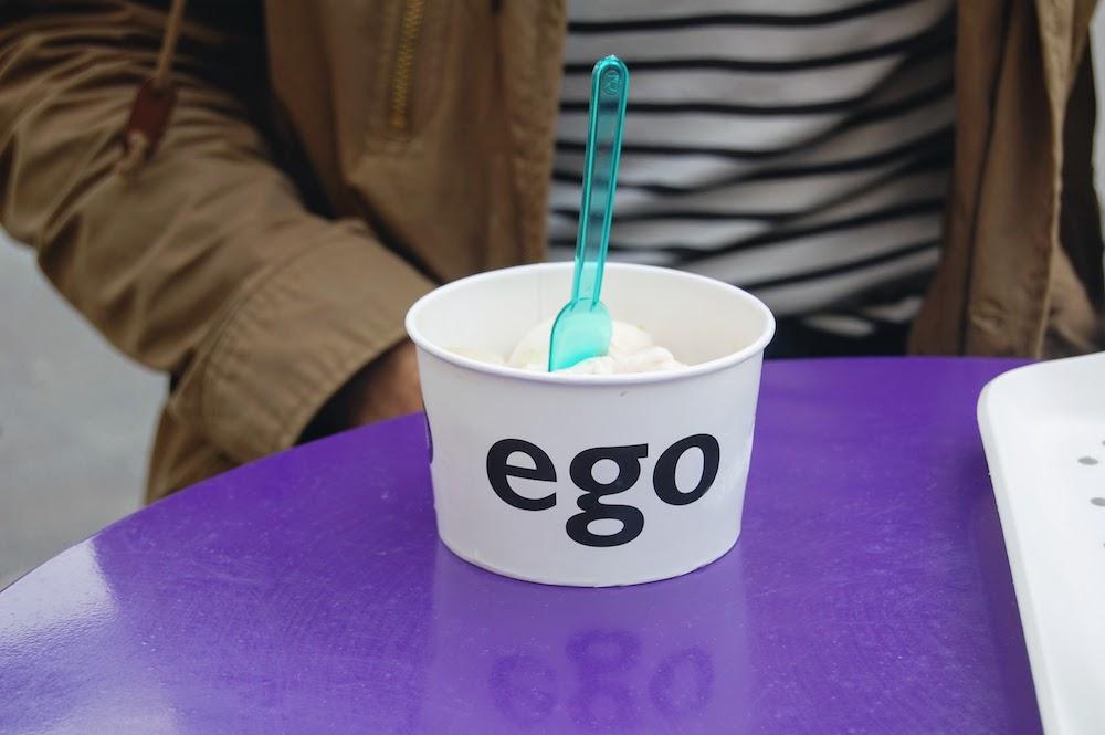 glacier vegan Ego à Marseille