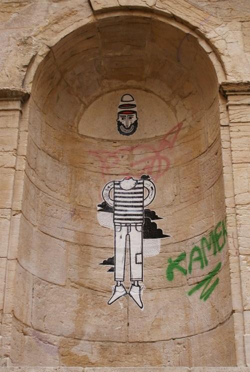passage thieffait a lyon balade street art
