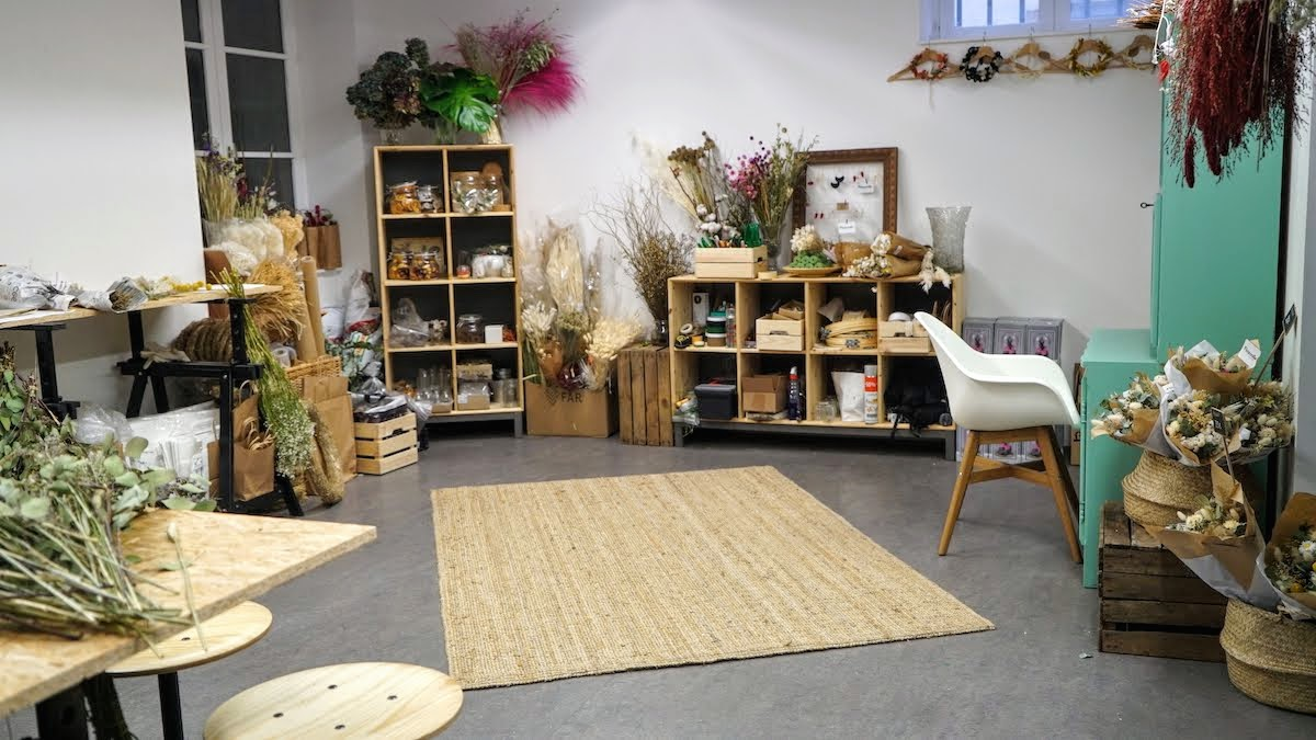 atelier Pimpantes au village des créateurs