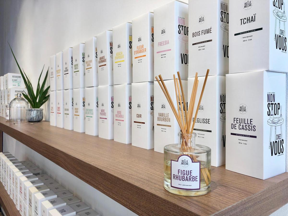 parfum d'interieur made in lyon