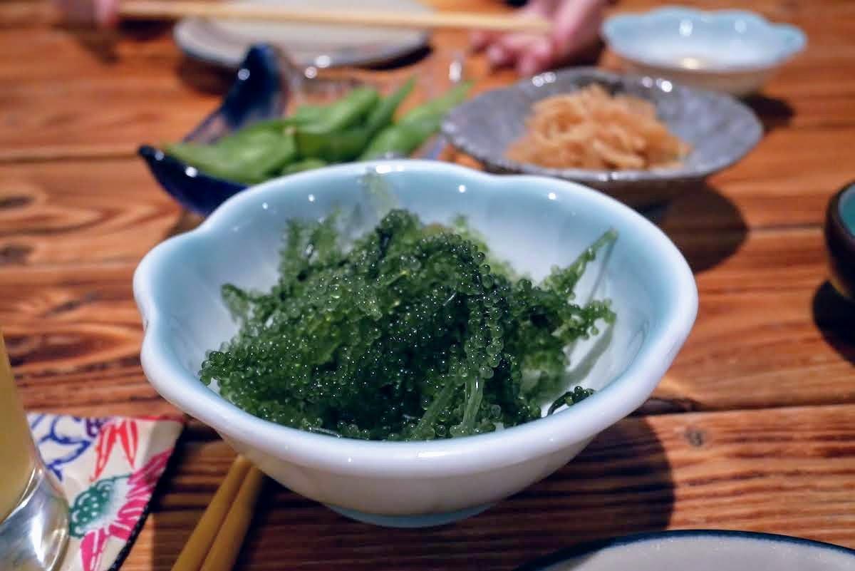 algue japonaise umibudo