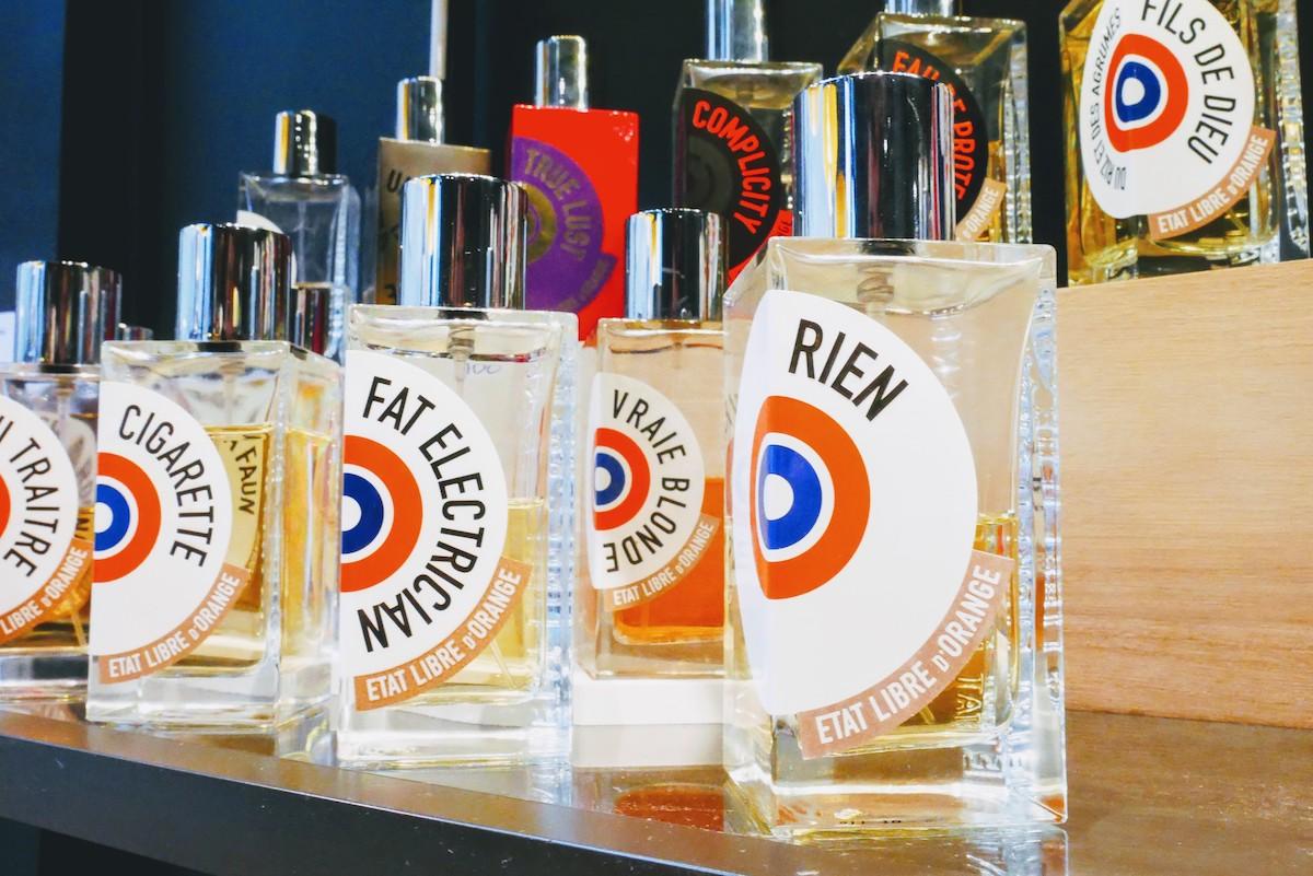 parfums etat libre d'orange lyon blitz