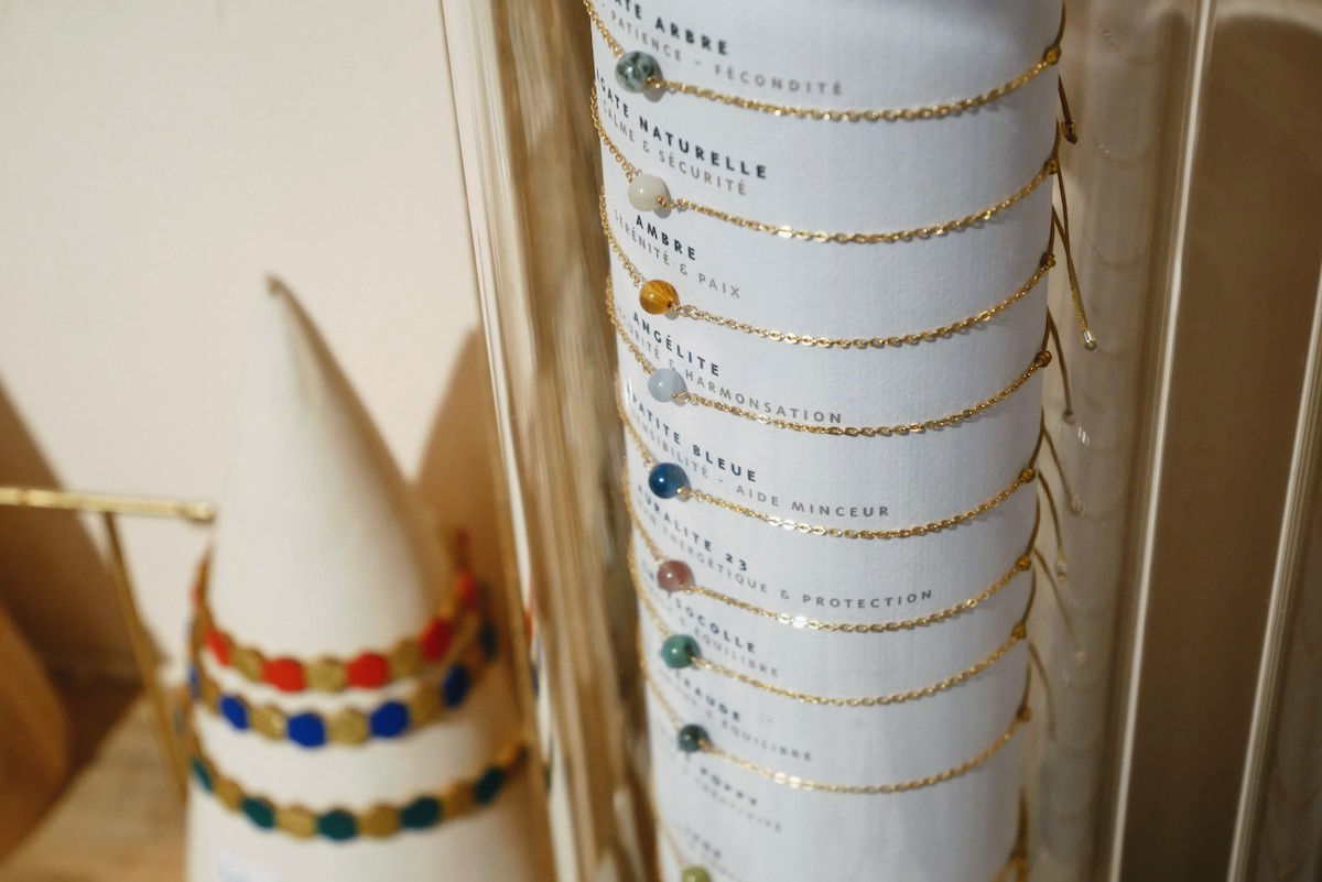 bracelets give hapiness lithothérapie
