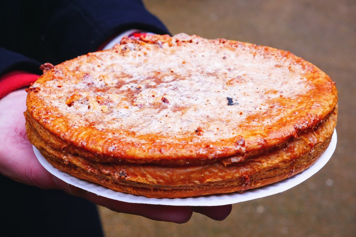 galette des rois partisan boulanger