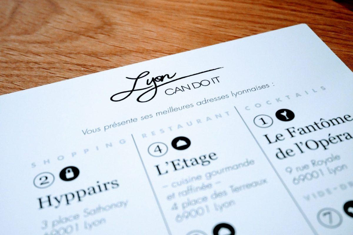 logo lyon can do it